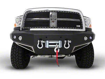 Smittybilt M1 Front Winch Mount Bumper (09-18 RAM 1500, Excluding Rebel)