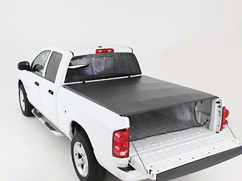 Smittybilt Smart Folding Tonneau Cover (02-08 RAM 1500 w/ 6.4 ft. Box)