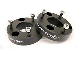 MotoFab 2-Inch Front Leveling Kit (06-21 4WD RAM 1500 w/o Air Ride, Excluding Mega Cab)