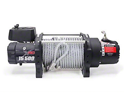 Smittybilt XRC Gen2 15,500 lb. Winch