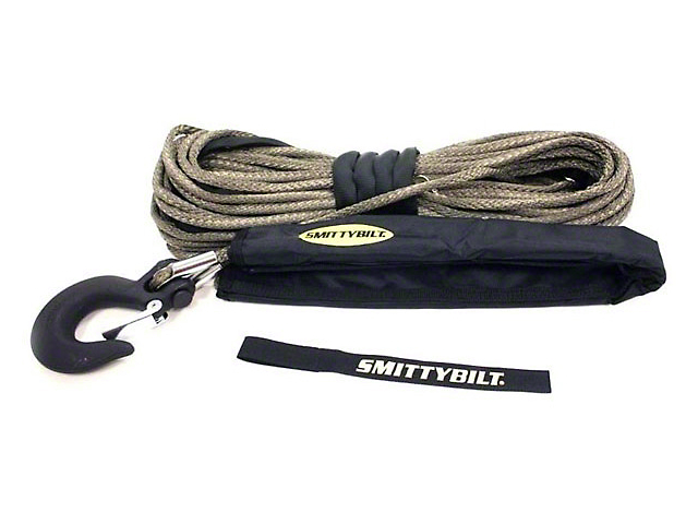 Smittybilt 94 ft. Synthetic Rope - 9,500 lb.