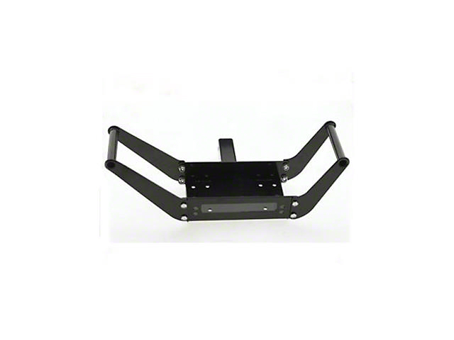 Smittybilt 2 in. Receiver Hitch Winch Cradle (02-19 RAM 1500)