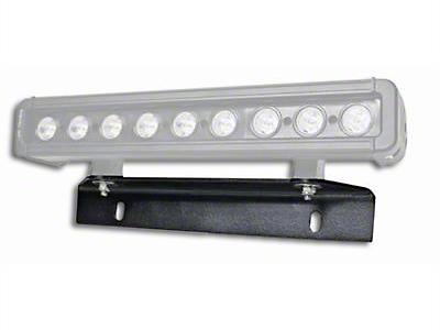 Smittybilt Light Mount for License Plate (02-19 RAM 1500)