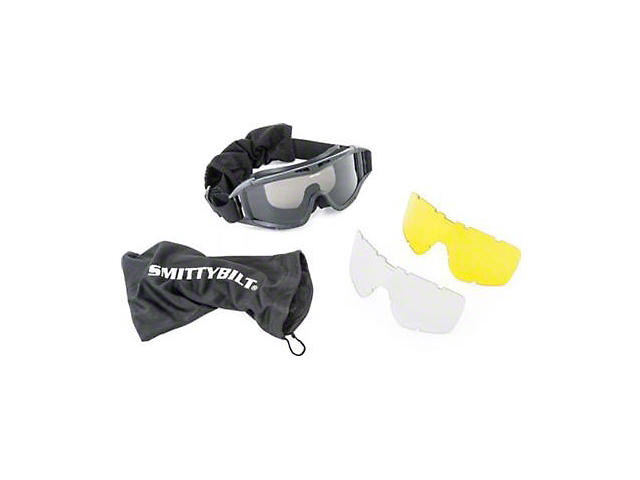 Smittybilt Trail Goggles