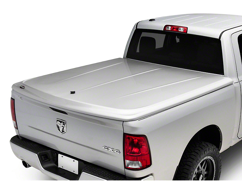 UnderCover LUX Hinged Tonneau Cover - Pre-Painted (09-18 RAM 1500 w/ 5.7 ft. & 6.4 ft. Box & w/o RAM Box)