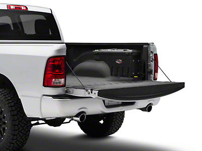UnderCover Swing Case Storage System - Passenger Side (02-18 RAM 1500)
