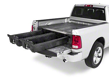 Decked Truck Bed Storage System (02-08 RAM 1500 w/ 6.4 ft. Box)