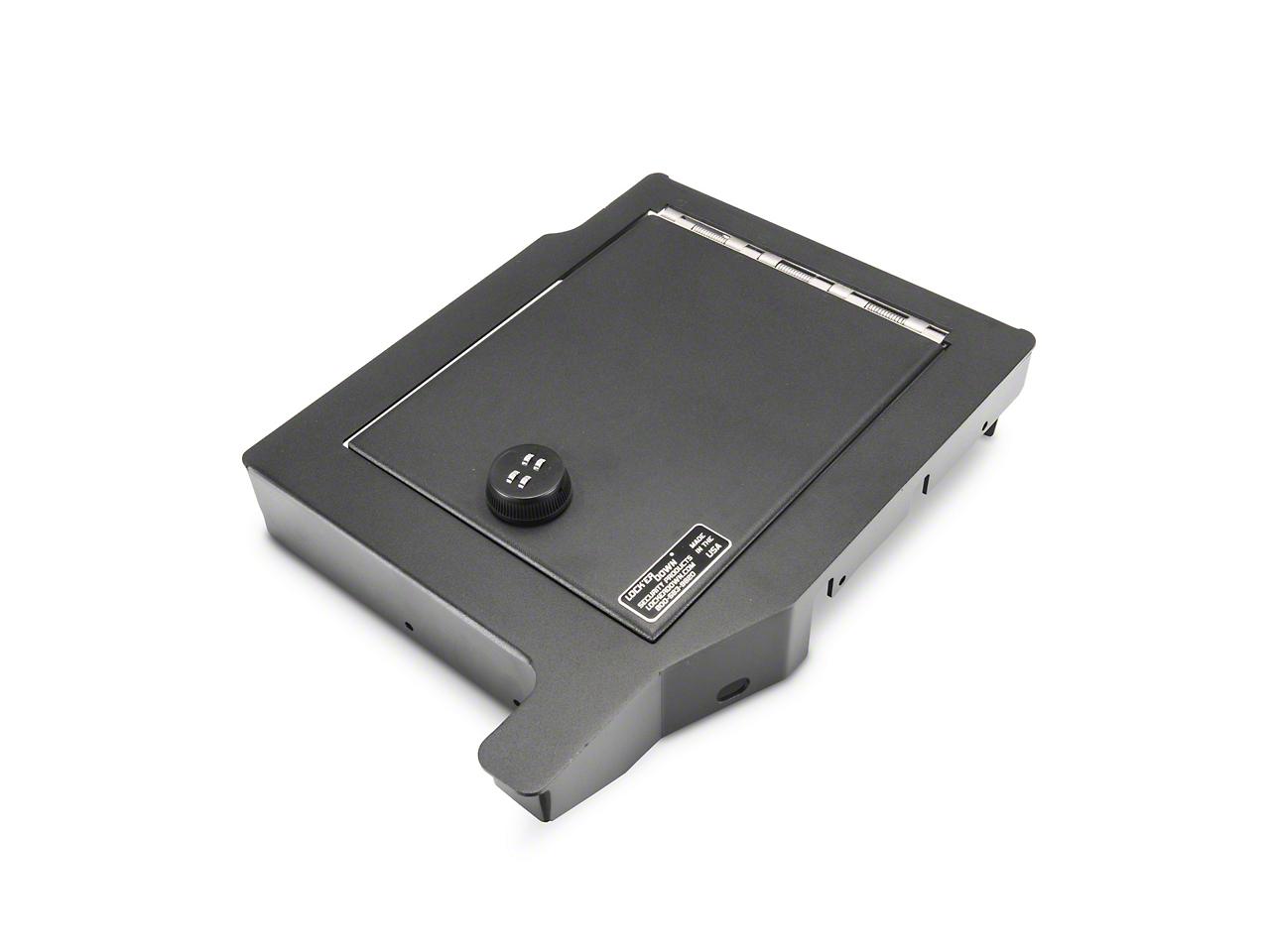 Lock'er Down Armrest Safe (09-12 RAM 1500 w/ Bench Seat)