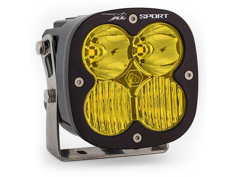 Baja Designs XL Sport Amber LED Light - Driving/Combo Beam