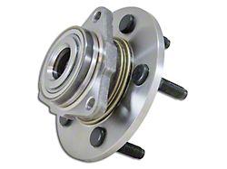 Yukon Gear Front Bearing and Hub Assembly; 6-Lug (02-10 RAM 1500 w/o ABS, Excluding Mega Cab)