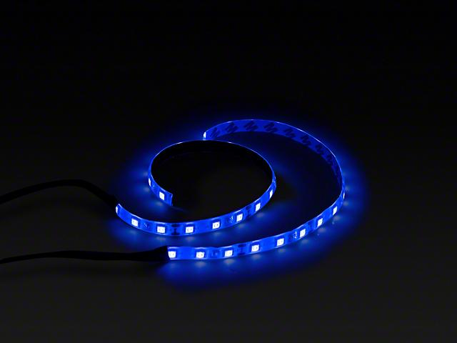 Delta Floor Accent LED Light Strip - Blue (02-19 RAM 1500)
