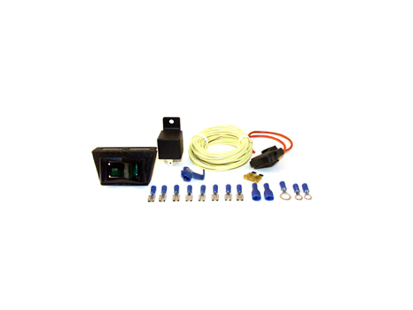 Delta Rocker Heavy Duty Switch Kit (02-19 RAM 1500)