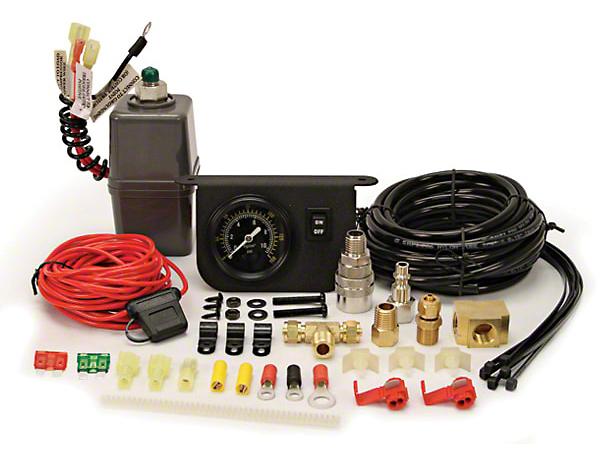 Viair Onboard Air Hookup Kit (02-19 RAM 1500)