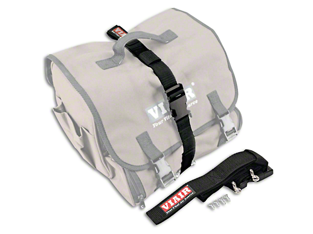 Viair Portable Air Compressor Adjustable Tie-Down Strap