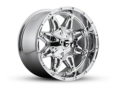Fuel Wheels Hostage Chrome 5-Lug Wheel - 17x8.5 (02-18 RAM 1500, Excluding Mega Cab)