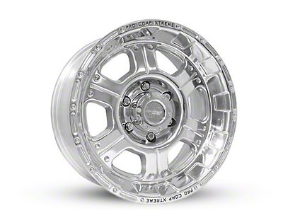 Pro Comp Series 1089 Polished 5-Lug Wheel - 17x8 (02-18 RAM 1500, Excluding Mega Cab)