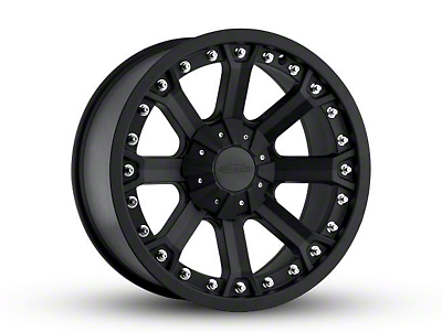 Pro Comp Series 7033 Matte Black 5-Lug Wheel - 18x9 (02-18 RAM 1500, Excluding Mega Cab)