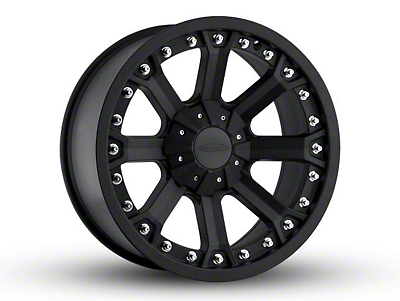 Pro Comp Series 7033 Matte Black 5-Lug Wheel - 20x9 (02-18 RAM 1500, Excluding Mega Cab)