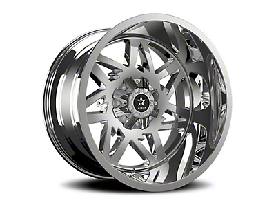 RBP 71R Avenger Chrome 5-Lug Wheel - 20x10 (02-18 RAM 1500, Excluding Mega Cab)