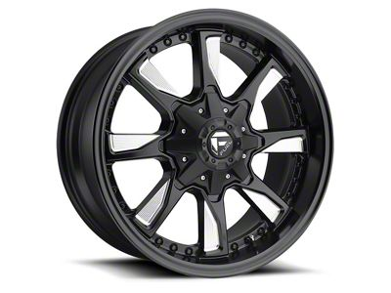 fuel wheels ram hydro matte black milled 5 lug wheel 17x8 5 Custom 2008 Dodge Ram 1500 fuel wheels hydro matte black milled 5 lug wheel 17x8 5 02