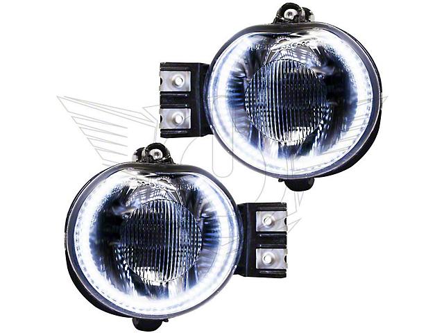 Oracle Chrome OE Style CCFL Halo Fog Lights (02-05 RAM 1500)