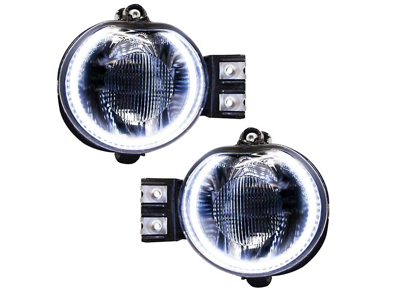 Oracle Chrome OE Style Plasma Halo Fog Lights (02-05 RAM 1500)