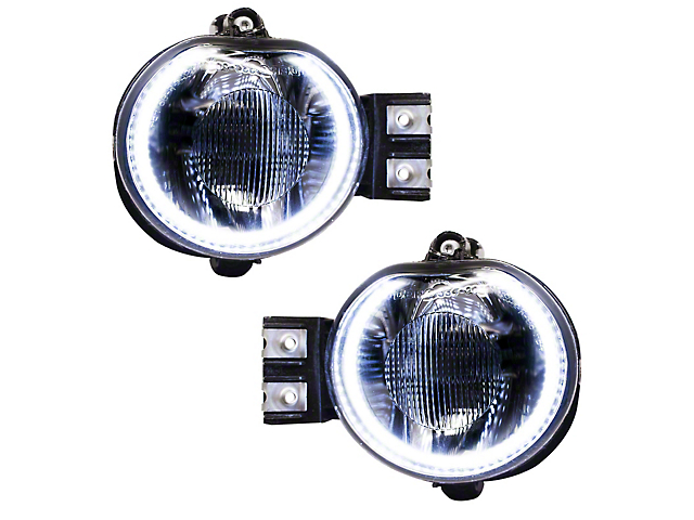 Oracle OE Style Plasma Halo Fog Lights (06-08 RAM 1500)