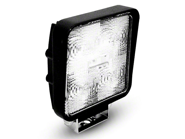 Oracle 4.5 in. Off-Road Series 15W Square LED Light - Spot Beam