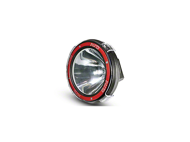Oracle 4 in. Off-Road Series A10 35W Round HID Xenon Light - Spot Beam