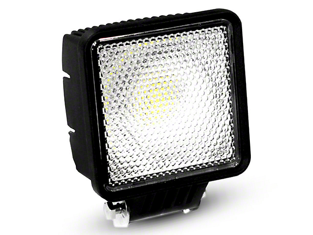 Oracle 5 in. Off-Road Series 30W Square LED Light - Spot Beam