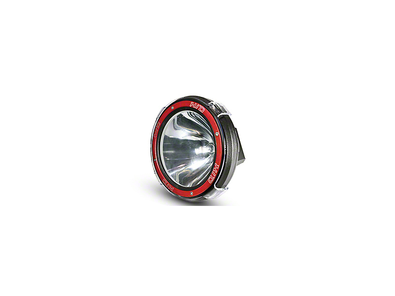 Oracle 7 in. Off-Road Series A10 55W Round HID Xenon Light - Spot Beam