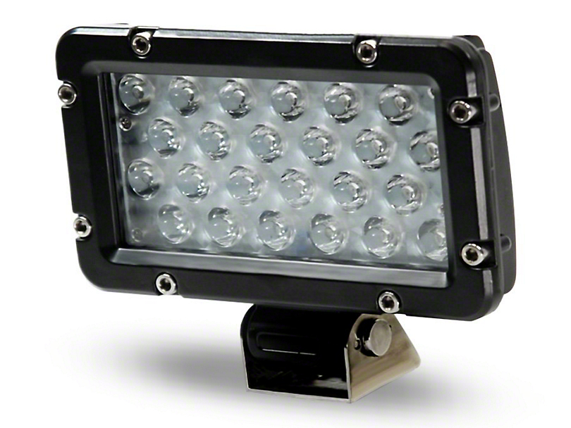 Oracle 8 in. Off-Road Series 24W Double Row LED Light Bar