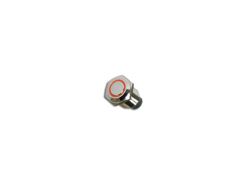 Oracle On/Off Flush Mount LED Switch - Amber (02-19 RAM 1500)