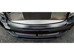 Front Bumper Cap; Brushed (2006 RAM 1500 SRT-10)