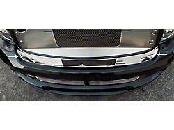 Front Bumper Cap; Polished (2006 RAM 1500 SRT-10)