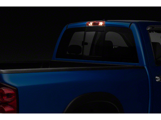 LED Third Brake Light; Red (02-08 RAM 1500)