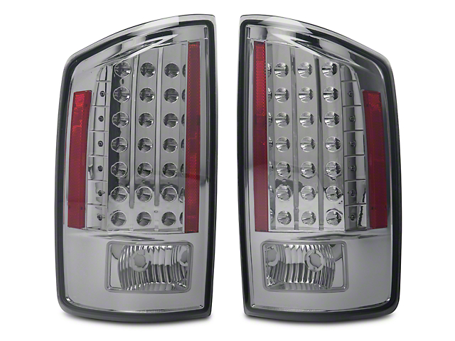 Axial LED Tail Lights - Smoked (07-08 RAM 1500)