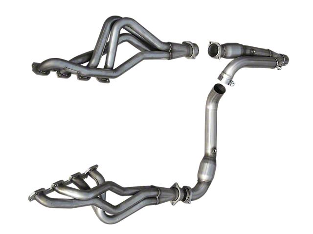 American Racing Headers 1-3/4 in. Long Tube Headers / Catted Y-Pipe (06-08 5.7L RAM 1500)