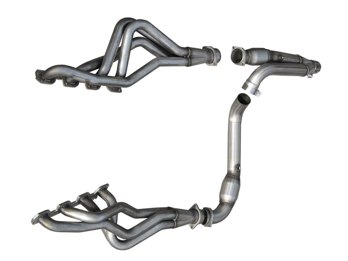 American Racing Headers 1-7/8 in  Long Tube Headers / Off-Road Y-Pipe  (13-18 5 7L RAM 1500 w/ 8-Speed Automatic Transmission)