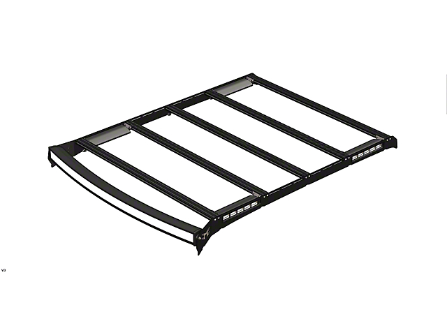 KC HiLiTES M-Racks 50 in. C-Series Roof Rack (09-18 RAM 1500)
