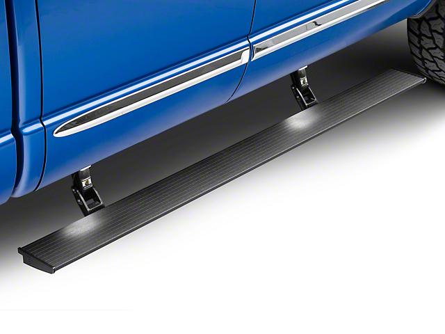 Bestop Powerboard Automatic Running Boards (02-08 RAM 1500 Quad Cab)