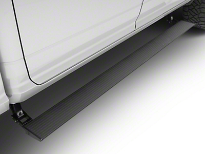 Bestop Powerboard Automatic Running Boards (09-18 RAM 1500 Quad Cab, Crew Cab)