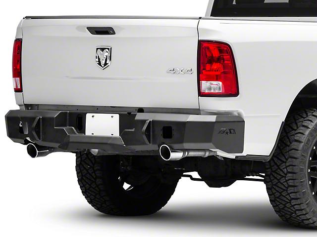 Boondock Bumpers Rear Bumper (09-18 RAM 1500)