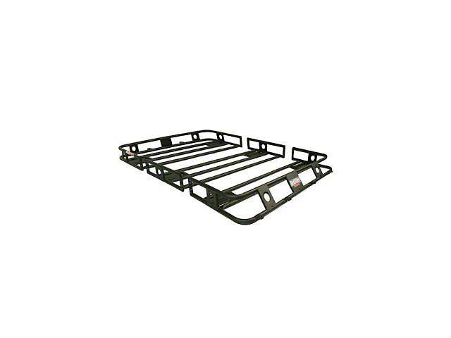 Smittybilt Bolt Together Defender Roof Rack - 4 ft. x 4 ft. (02-08 RAM 1500 Quad Cab)