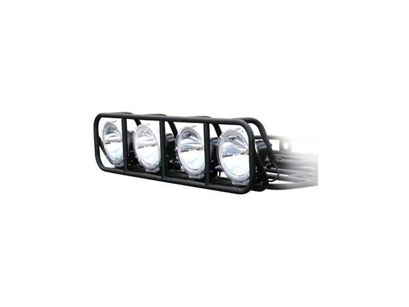 Smittybilt Defender Roof Rack Light Cage (02-19 RAM 1500)