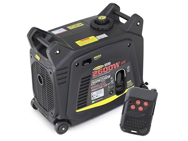 Smittybilt Premium 2600W EPS Digital Inverter/Generator