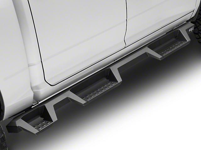 Westin HDX Drop WTW Nerf Side Step Bars - Textured Black (09-18 RAM 1500 Crew Cab)