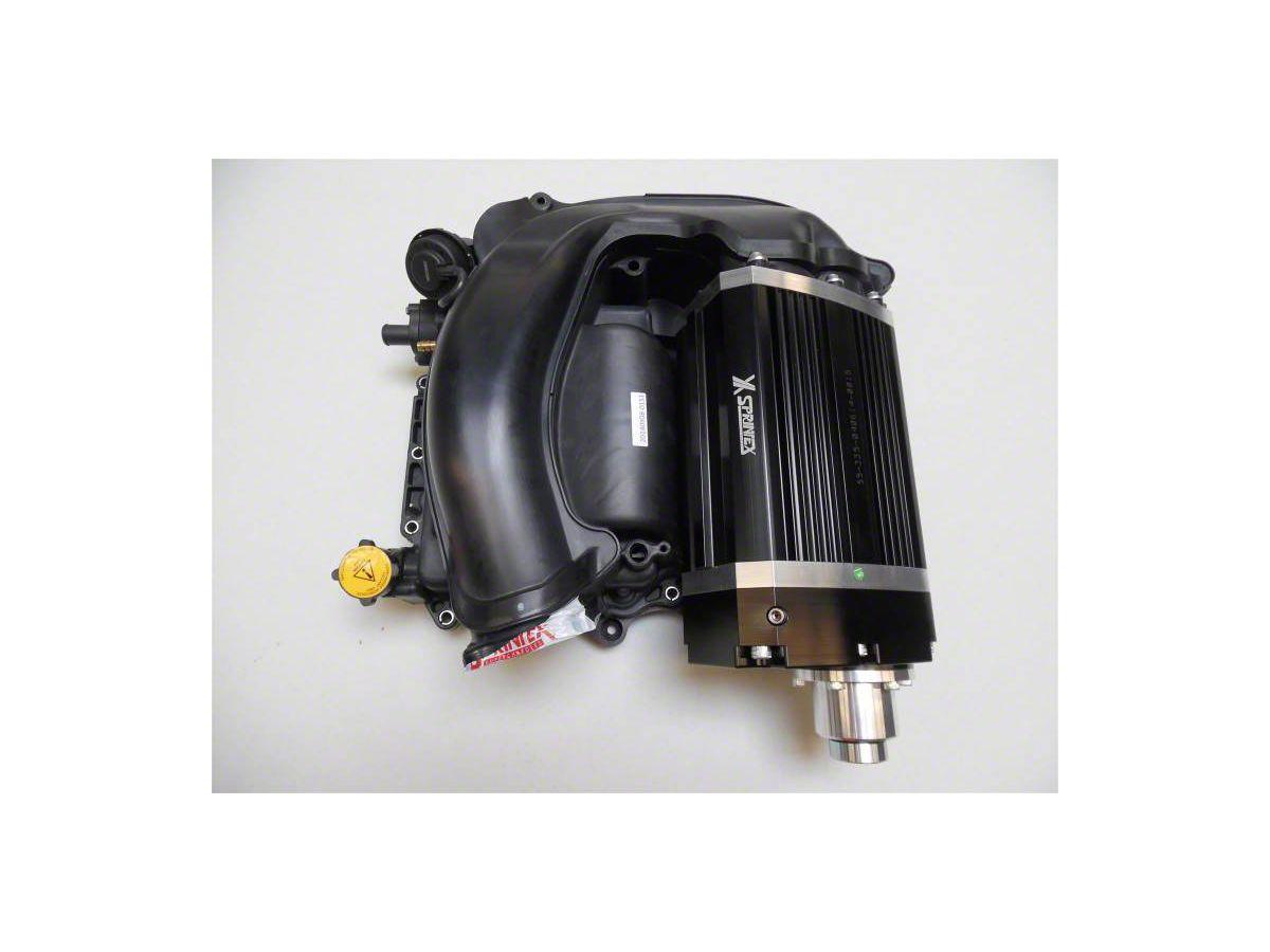 Sprintex Performance SPS Twin-Screw Intercooled Supercharger Kit (13-15  3 6L RAM 1500)