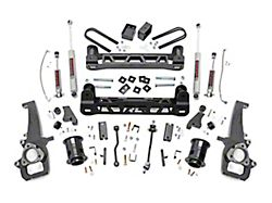 Rough Country 6-Inch Suspension Lift Kit (06-08 2WD RAM 1500, Excluding Mega Cab)