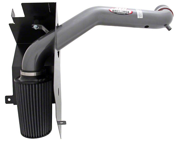 AEM Brute Force Cold Air Intake - Gunmetal Gray (03-05 5.7L RAM 1500)